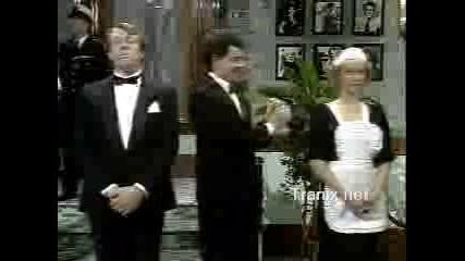Mr Bean - Среща С Кралицата