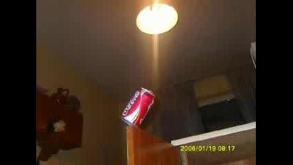 Доста Добър Номер С Кутийка От Coca - Cola