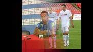 Berbatov And Ronaldinho