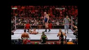Wwe Raw 26.10.09 Big Show Vs Triple H