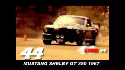 Mustang Shelby Eleanor Gt350 1967
