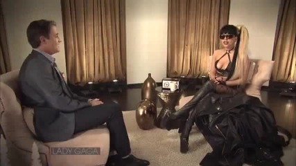 *2011*etalk interview with Lady Gaga (part 1)