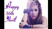 Happy B-day 35 Avril````