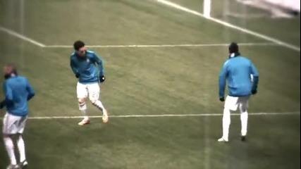 Кристиано Роналдо малко Freestyle !!