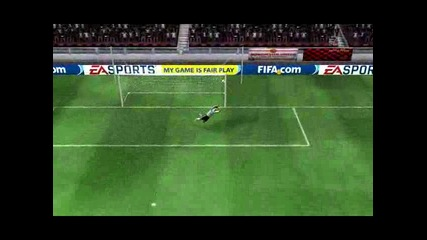 Fifa 09 Manchester United 7:2 Real.madrid part 4