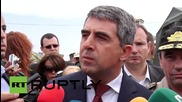 Bulgaria: Bulgarian President criticises Russia during joint military drills with the US