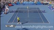 Ivo Karlovic vs Donald Young - Delray Beach 2015 Final