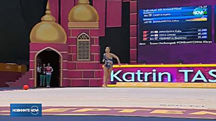 Катрин Тасева и Боряна Калейн се класираха за олимпийските игри в Токио (СНИМКИ)