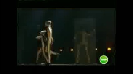 Hadise - световна звезда - Fast Life [tmf Awards 2009] Performance