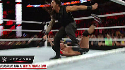 Batista wins the Royal Rumble Match for a second time: Royal Rumble 2014