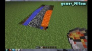 Minecraft Урок №2 - Как се прави регенератор за опсидиан