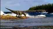 - Бг Превод - Разходка с динозаврите - Трети Епизод ( Жестоко море )