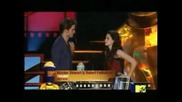 Best Kiss: Kristen Stewart and Robert Pattinson