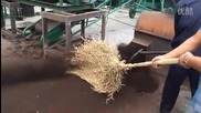 High Moisture Fertilizer Crushing Machine, Organic Fertilizer Crusher