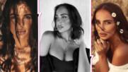 Не сте я виждали така: Николета Лозанова впечатли с лунички, показа естествена красота