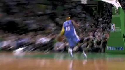 Carmelo Anthony - Gametime