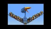 PIXAR  -  Птичките