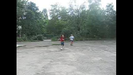 Футбол В Училище