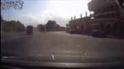Руснаците отново показват шофьорски умения!!!