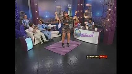 Maya - Intervju - Estradne vesti - (TV Dm Sat)