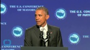 Barack Obama on Charleston Shooting: 'I Refuse to Act as If This is the New Normal'