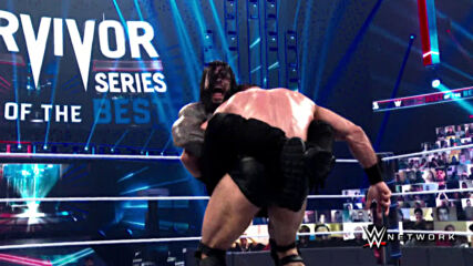 Recap of Roman Reigns vs. Drew McIntyre at Survivor Series: Raw, Nov. 23, 2020