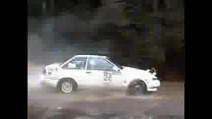 Rally Subari