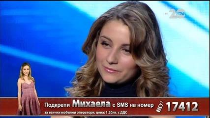 Михаела Маринова - X Factor Live (11.11.2014)