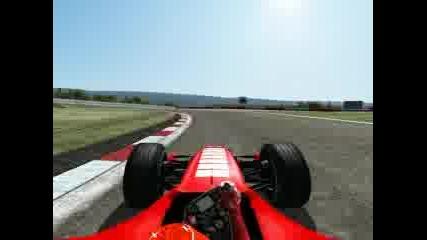 F1 challenge 2006 Season