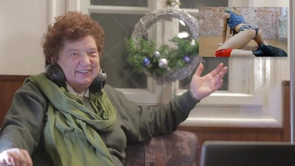 Баби гледат TWERK - вижте реакциите им! :)
