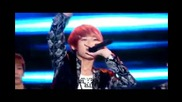 L.joe The back of my hand brushes rap compilation fancam