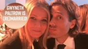 All you need to know about Gwyneth Paltrow's Hamptons wedding
