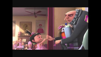 Agnes is too Cute / despicable me