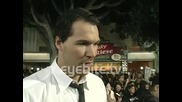Daniel Cudmore: Books are great - at the Twilight Saga New Moon Premiere