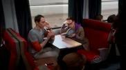 The Big Bang Theory - Season 2, Episode 17 | Теория за големия взрив - Сезон 2, Епизод 17