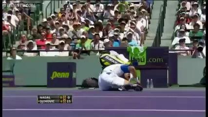 Надал срещу Джокович (финал в Маями 2011 )