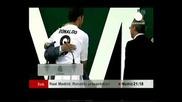 ексклузивноhq Представянето на Роналдо в Реал Мадрид пред 85 000 фенове