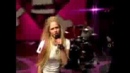 Avril Lavigne - Girlfriend (metal Parody)