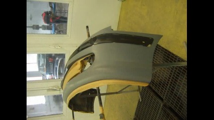 Paint and Repair for peugeot 607 /ремонтче и боя на Пежо 607...