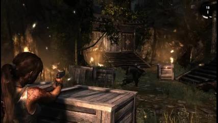 Tomb Raider (имам пистолет!) 7№