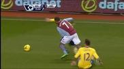 Астън Вила - Арсенал 1:2