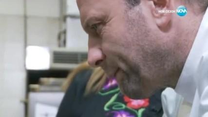 """Тити Папазов изненадва със сарми в """"Черешката на тортата"""" (26.01.2017)"""