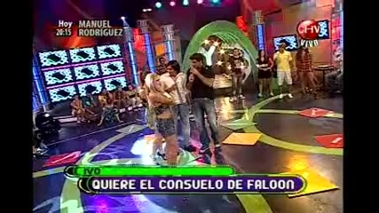 31.03.2010 Reality Show In Chile Yingo с участието на Evailo