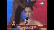 Нелина Георгиева - X Factor Bulgaria | 10.10.13