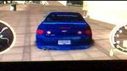 Need for Speed (2005) skok