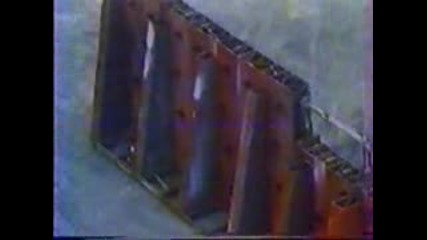 Строежа на саркофага на Чернобил