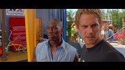 Смешен момент от филма ( Fast Furious 2 / Бързи и яростни 2 бг аудио )