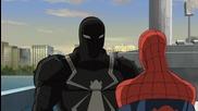 Ultimate Spider-man: Web-warriors - 3x03 - Agent Venom