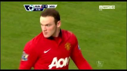 Манчестер Юнайтед 3:1 Уест Хам
