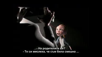 Джак Джак Аttack Pixar С Превод